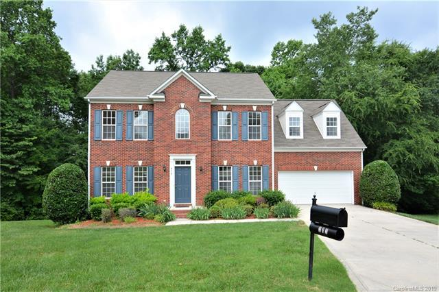 815 Bitter Brook Court, Rock Hill, SC 29732 (#3505395) :: Rinehart Realty