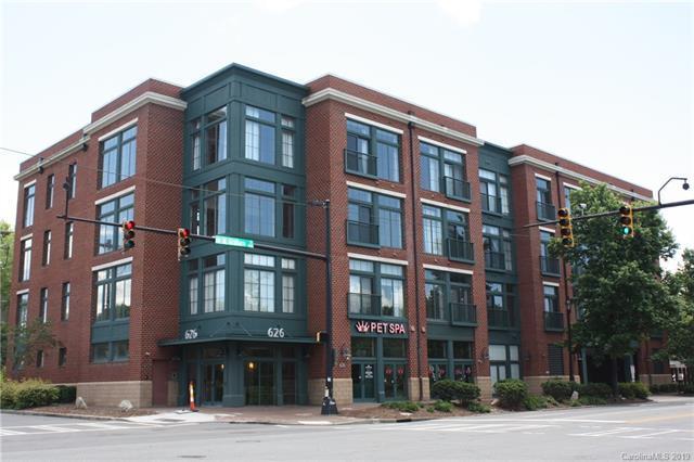 626 Graham Street #214, Charlotte, NC 28202 (#3505427) :: MECA Realty, LLC