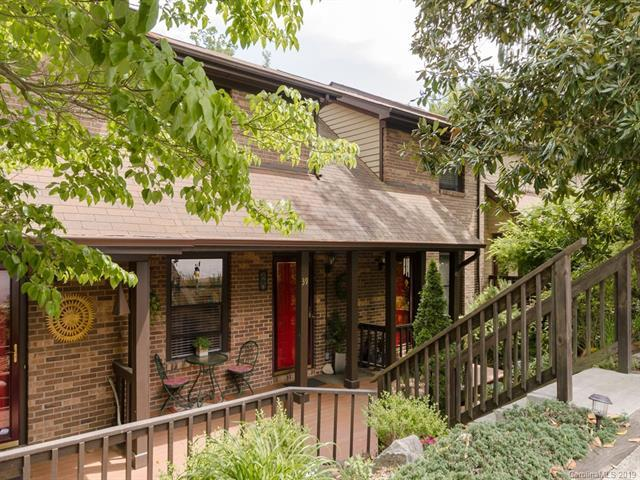 16 Spears Avenue #39, Asheville, NC 28801 (#3505442) :: Caulder Realty and Land Co.