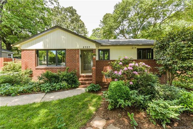 2727 Palm Avenue, Charlotte, NC 28205 (#3505471) :: LePage Johnson Realty Group, LLC