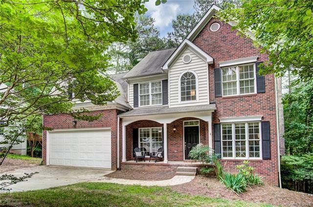 11121 Windgate Court, Tega Cay, SC 29708 (#3505536) :: Miller Realty Group