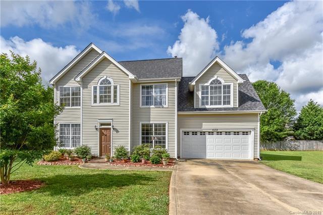 10301 Yandem Court, Charlotte, NC 28269 (#3505566) :: LePage Johnson Realty Group, LLC