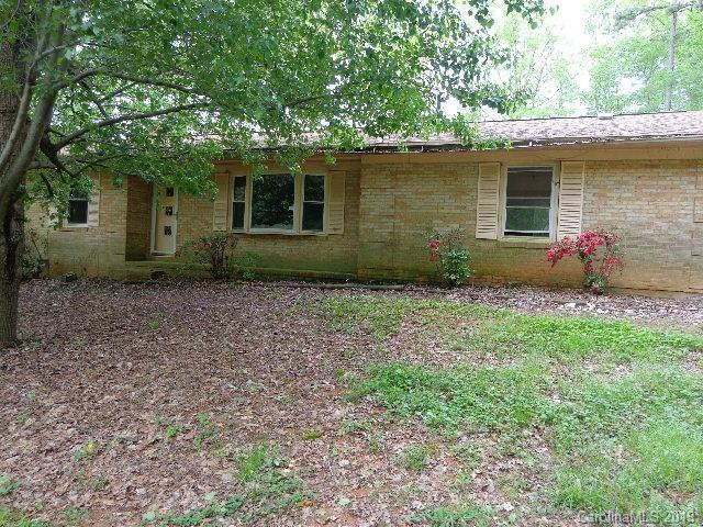 168 Hillndale Road, Statesville, NC 28677 (#3505622) :: Odell Realty
