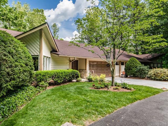 3501 Timber Trail, Asheville, NC 28804 (#3505623) :: Odell Realty