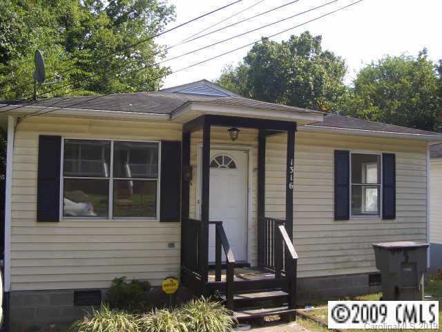 1316 N Davidson Street, Charlotte, NC 28206 (#3505673) :: Stephen Cooley Real Estate Group