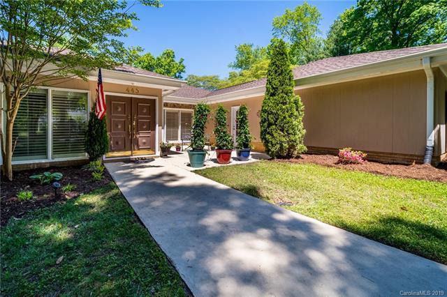 445 Hunting Creek Road, Matthews, NC 28104 (#3505688) :: Carlyle Properties