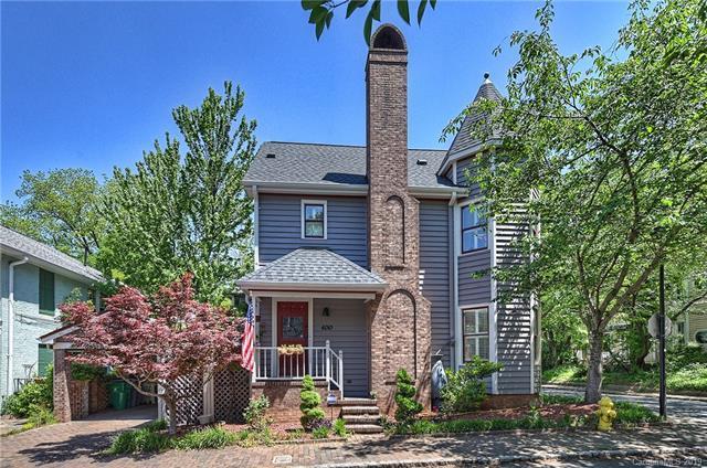 400 W 8th Street, Charlotte, NC 28202 (#3505713) :: MECA Realty, LLC