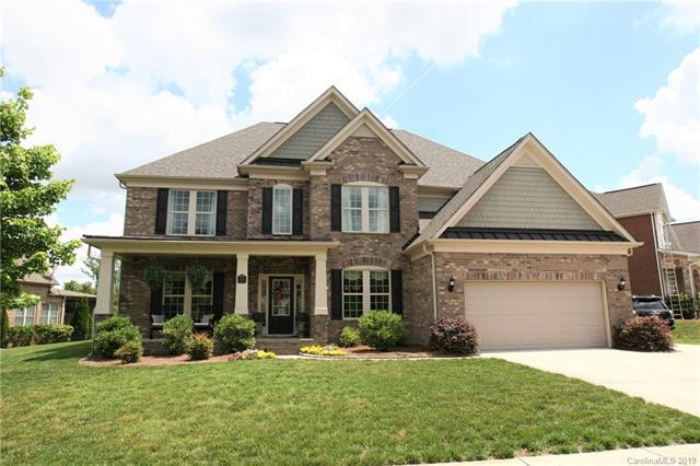 9640 Ashley Green Court NW, Concord, NC 28027 (#3505721) :: Rinehart Realty