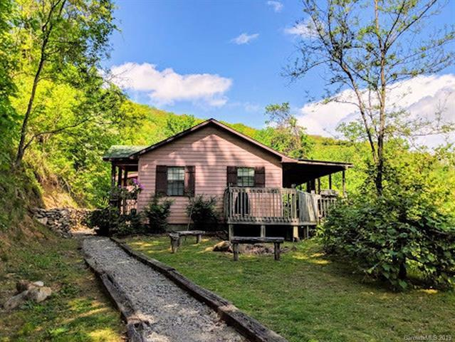 58 Twin Springs Trail, Hot Springs, NC 28743 (#3505731) :: Keller Williams Professionals