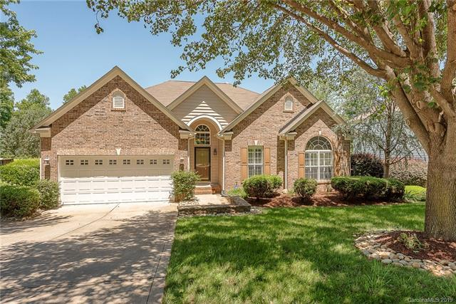 12415 Kane Alexander Drive, Huntersville, NC 28078 (#3505750) :: Besecker Homes Team