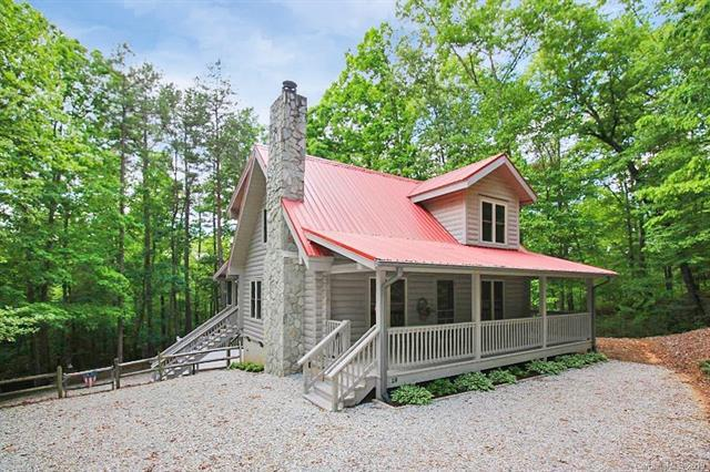 29 Lonnie Mack Drive, Nebo, NC 28761 (#3505773) :: Zanthia Hastings Team