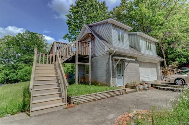875 Hutch Mountain Road, Fletcher, NC 28732 (#3505833) :: Johnson Property Group - Keller Williams