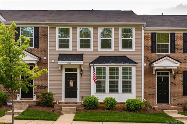 6862 Colonial Garden Drive, Huntersville, NC 28078 (#3505858) :: Team Honeycutt