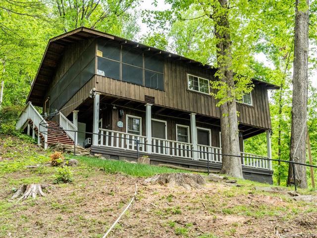 341 Terrace Drive, Chimney Rock, NC 28139 (#3505917) :: DK Professionals Realty Lake Lure Inc.