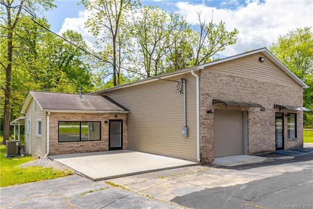 1980 Asheville Highway, Brevard, NC 28712 (#3505922) :: Roby Realty