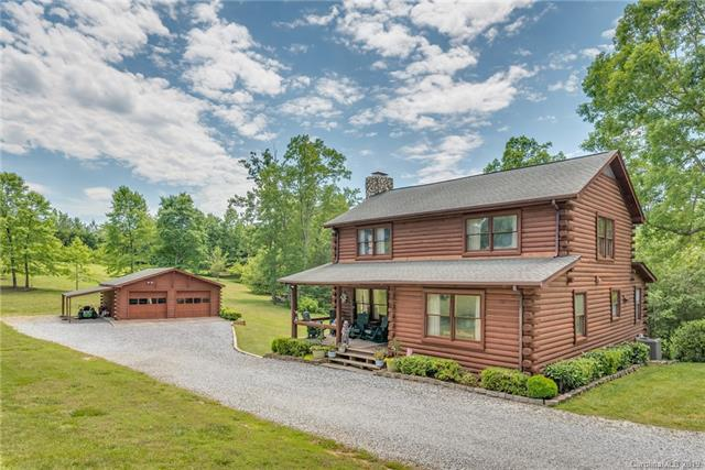 101 Mayfield Lane, Tryon, NC 28782 (#3505945) :: Caulder Realty and Land Co.