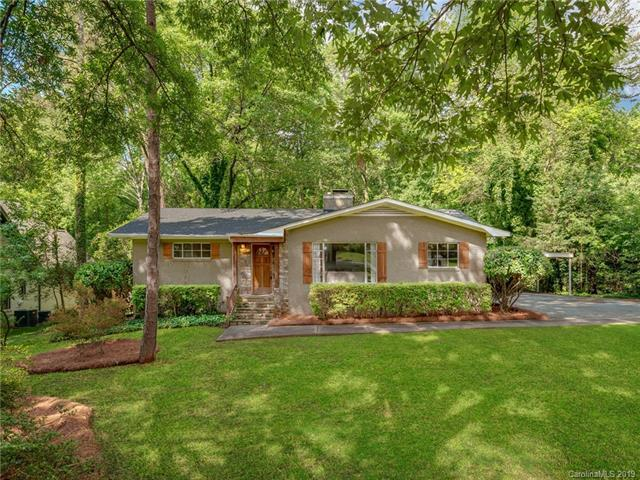 4628 Water Oak Road, Charlotte, NC 28211 (#3505972) :: MECA Realty, LLC