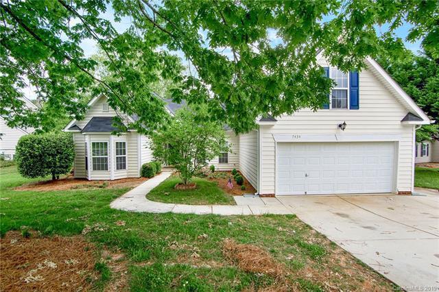 7434 Sedgebrook Drive, Stanley, NC 28164 (#3506045) :: Cloninger Properties