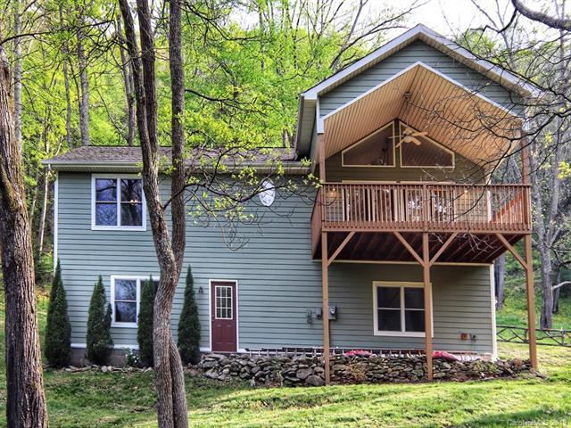 799 Coyote Hollow Road, Waynesville, NC 28785 (#3506129) :: Keller Williams South Park
