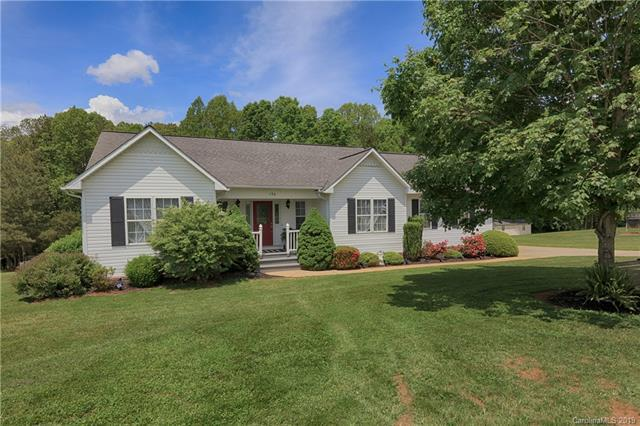 196 Pleasant Drive, Statesville, NC 28677 (#3506141) :: Bluaxis Realty