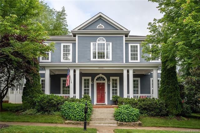 15821 Taviston Street, Huntersville, NC 28078 (#3506201) :: MartinGroup Properties
