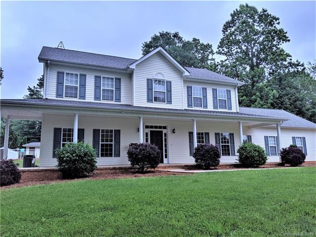 205 Wickersham Drive, Statesville, NC 28625 (#3506219) :: Carver Pressley, REALTORS®