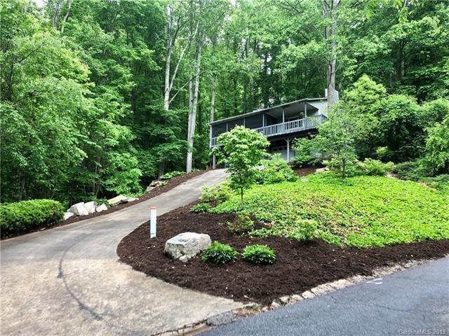 33 Mountain Site Lane, Asheville, NC 28803 (#3506227) :: Homes Charlotte