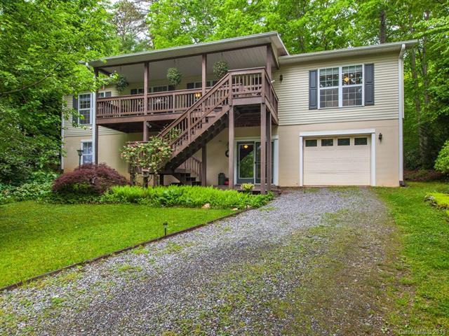 16 Daniel Lane, Black Mountain, NC 28711 (MLS #3506279) :: RE/MAX Journey