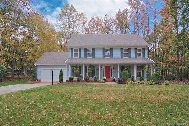 6321 Golden Eagle Lane, Mint Hill, NC 28227 (#3506319) :: Carlyle Properties