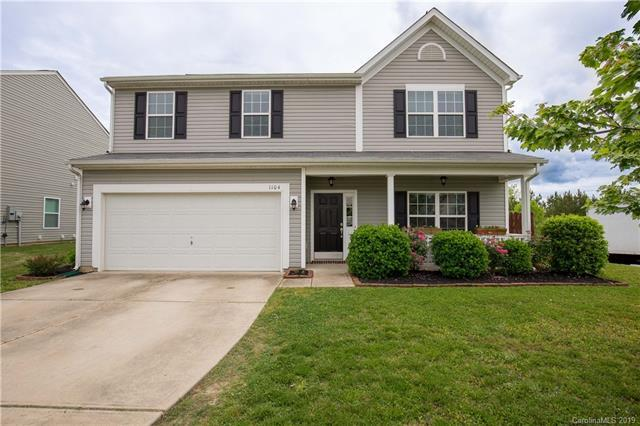 1104 Shenandoah Circle, Rock Hill, SC 29730 (#3506355) :: The Sarver Group