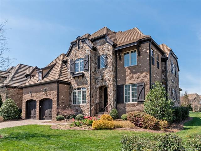 600 Belle Meade Court, Waxhaw, NC 28173 (#3506403) :: High Performance Real Estate Advisors