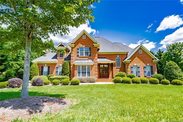 3815 Whistlers Knoll Court, Mint Hill, NC 28227 (#3506460) :: The Elite Group