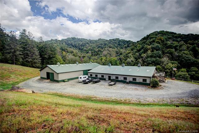 2803 Crooked Creek Road, Mars Hill, NC 28754 (MLS #3506481) :: RE/MAX Journey