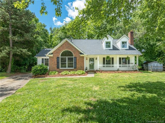 12507 Levins Hall Road, Huntersville, NC 28078 (#3506499) :: LePage Johnson Realty Group, LLC