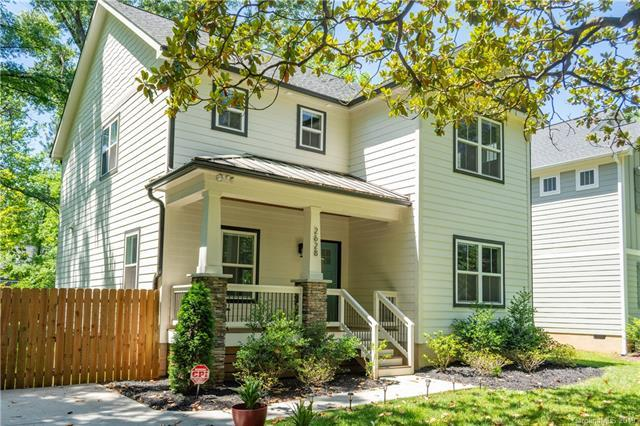 2628 Shamrock Drive, Charlotte, NC 28205 (#3506602) :: LePage Johnson Realty Group, LLC