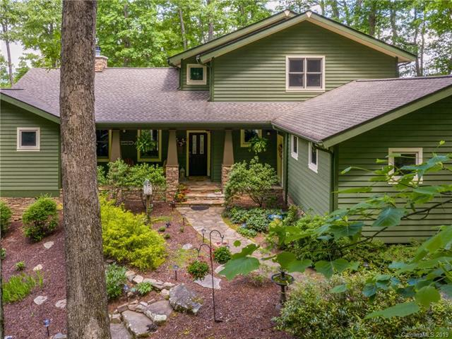 57 Glen Spey Drive, Pisgah Forest, NC 28768 (#3506625) :: The Elite Group