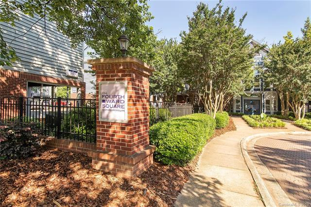 525 N Graham Street Unit 3 B, Charlotte, NC 28202 (#3506636) :: Miller Realty Group