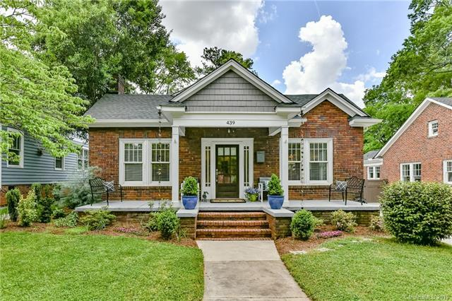 439 West Boulevard, Charlotte, NC 28203 (#3506647) :: The Premier Team at RE/MAX Executive Realty
