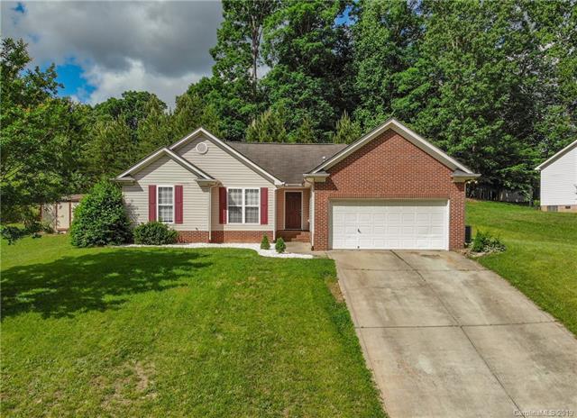 7190 Oxford Bluff Drive #18, Stanley, NC 28164 (#3506655) :: Cloninger Properties