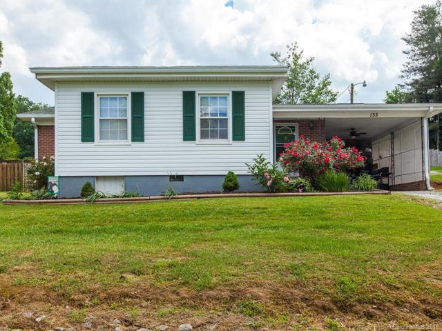 135 Powell Street, Hendersonville, NC 28792 (#3506695) :: Keller Williams Professionals