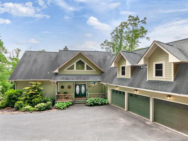 1128 Coyote Hollow Road, Waynesville, NC 28785 (#3506886) :: The Ramsey Group