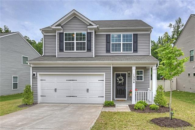 1354 Soothing Court NW #84, Concord, NC 28027 (#3507021) :: MECA Realty, LLC