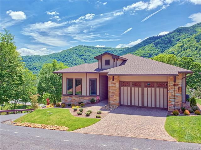 61 Plateau Drive, Maggie Valley, NC 28751 (#3507023) :: Carolina Real Estate Experts