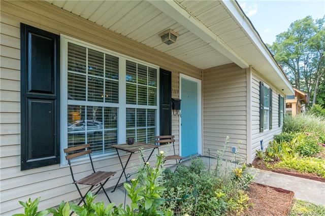 2117 Yadkin Avenue, Charlotte, NC 28205 (#3507053) :: Miller Realty Group
