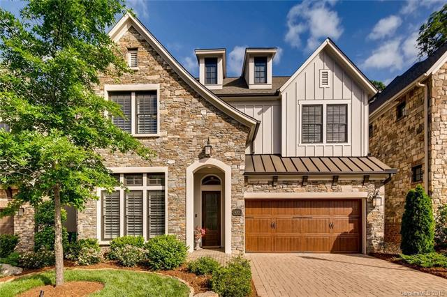 4311 Calvet Court, Charlotte, NC 28210 (#3507142) :: Besecker Homes Team