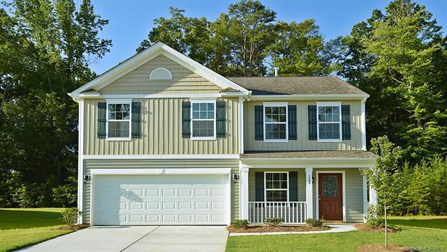 1340 Melon Colony Avenue SW Lot 31, Concord, NC 28027 (#3507220) :: MartinGroup Properties