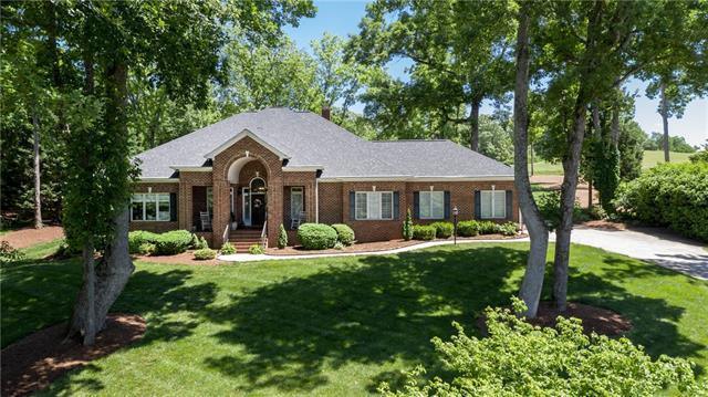 3964 Deer Run Drive NE, Conover, NC 28613 (#3507246) :: High Performance Real Estate Advisors
