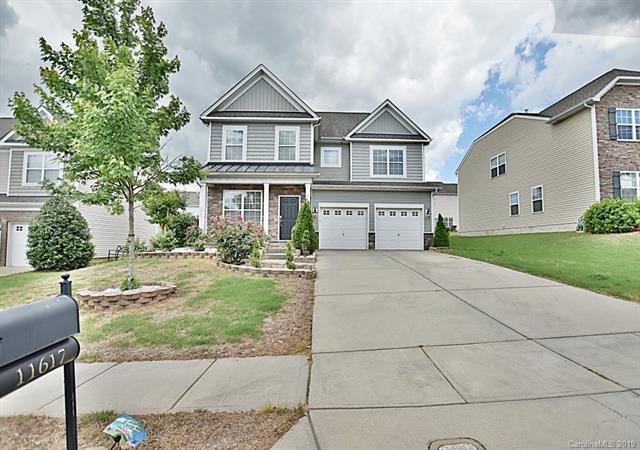 11617 Red Knoll Lane, Pineville, NC 28134 (#3507267) :: Carolina Real Estate Experts