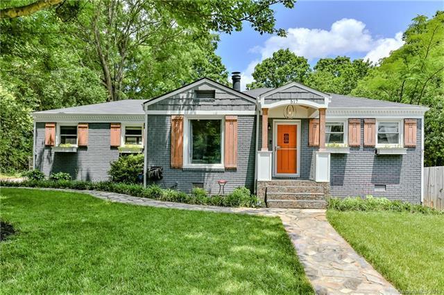 517 Tyson Street, Charlotte, NC 28209 (#3507411) :: Chantel Ray Real Estate