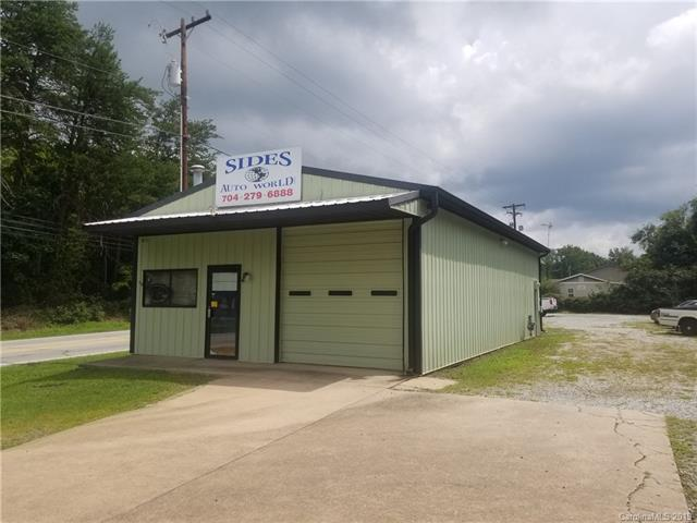 800 S Salisbury Avenue, Salisbury, NC 28146 (#3507427) :: LePage Johnson Realty Group, LLC